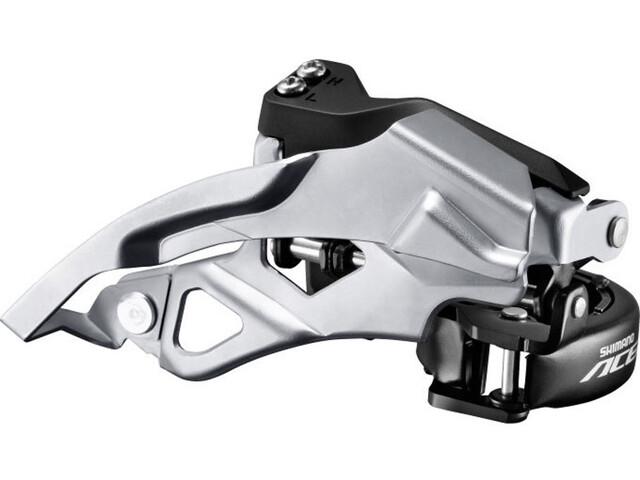Shimano Acera Trekking FD-T3000 Front Derailleur 3x9-speed Top Swing 66-69